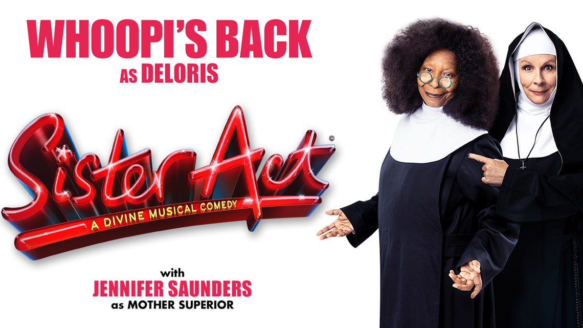 Whoopi's Back as Deloris